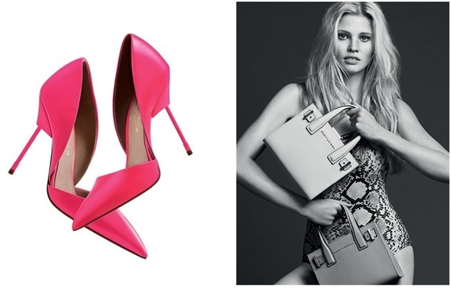 PREVIEW Lara Stone for Kurt Geiger Spring 2015 by Erik Torstensson. www.imageamplified.com, Image Amplified (2)