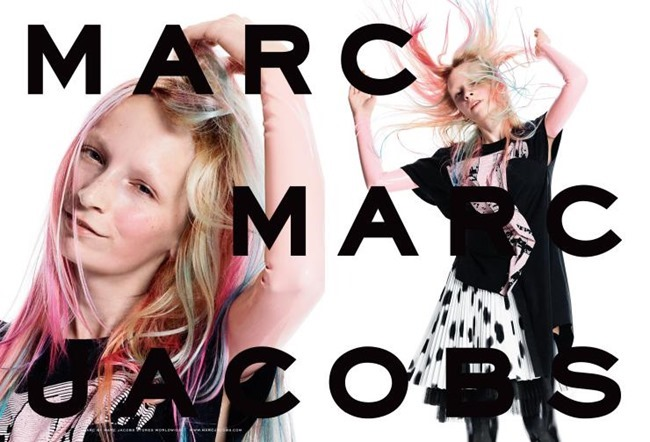CAMPAIGN Marc by Marc Jacobs Spring 2015 by DAvid Sims. Katie Grand, www.imageamplified.com, Image Amplified (2)