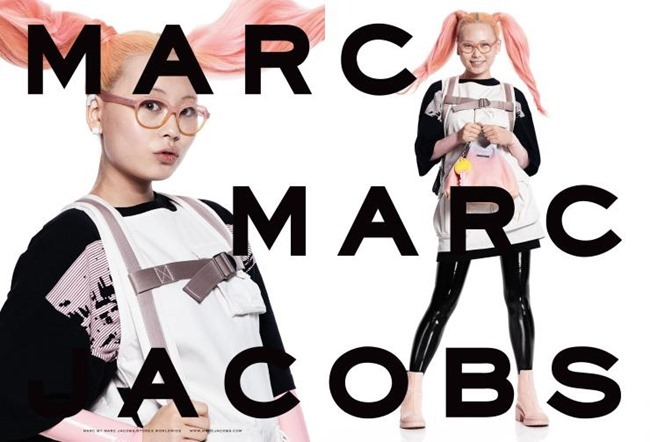 CAMPAIGN Marc by Marc Jacobs Spring 2015 by DAvid Sims. Katie Grand, www.imageamplified.com, Image Amplified (1)