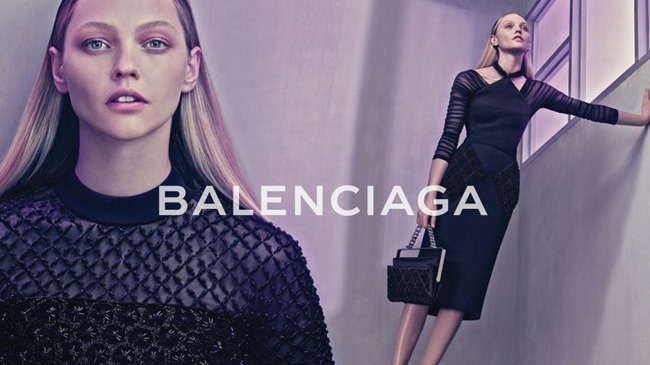 CAMPAIGN Sasha Pivovarova for Balenciaga Spring 2015 by Steven Klein. Panos Yiapanis, www.imageamplified.com, Image Amplified (10)