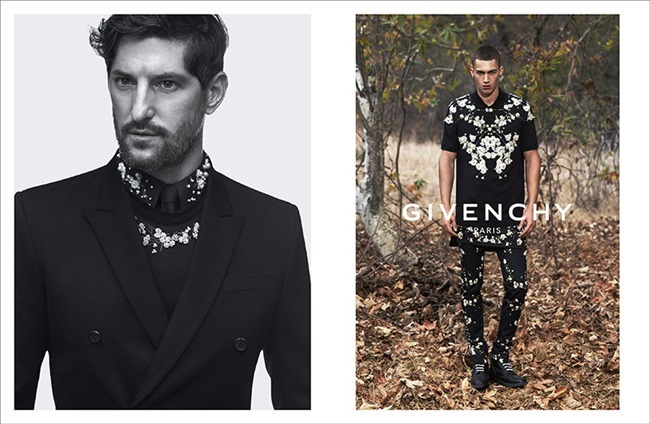 CAMPAIGN Tony Ward for Givenchy Spring 2015 by Mert & Marcus. Katy England, www.imageamplified.com, Image Amplified (3)