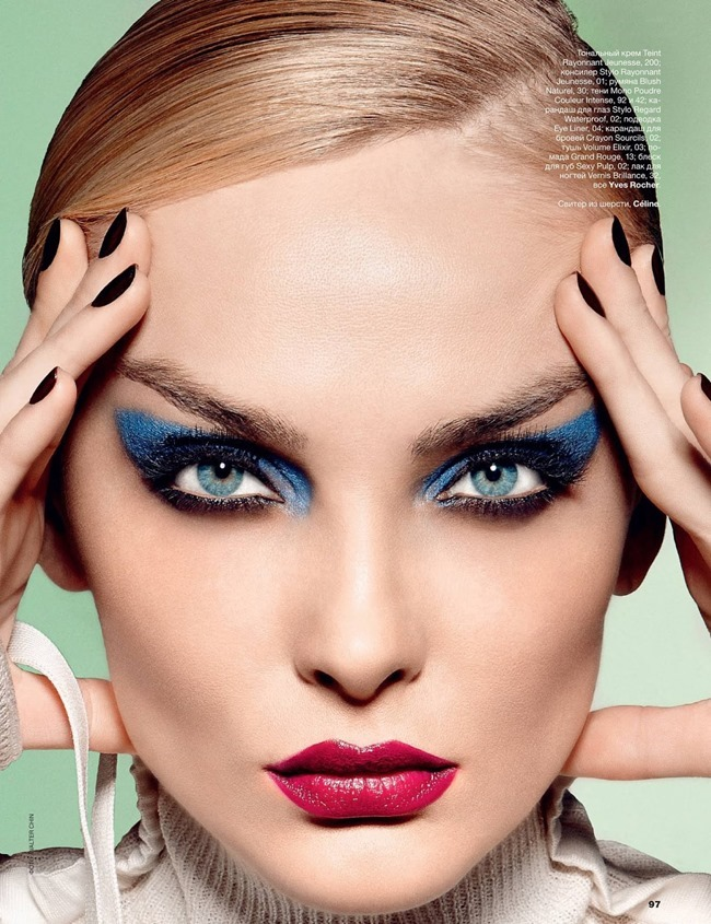 ALLURE RUSSIA Snejana Onopka by Walter Chin. Anya Ziourova, February 2015, www.imageamplified.com, Image Amplified (6)