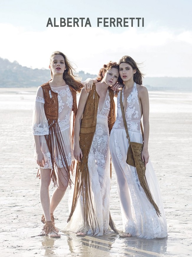 CAMPAIGN Alberta Ferretti Spring 2015 by Peter Lindbergh. www.imageamplified.com, Image Amplified (1)