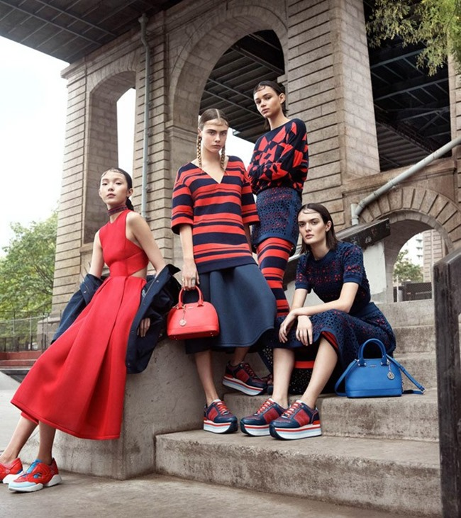 CAMPAIGN DKNY Spring 2015 by Gregory Harris. Jay Massacret, www.imageamplified.com, Image Amplified (1)