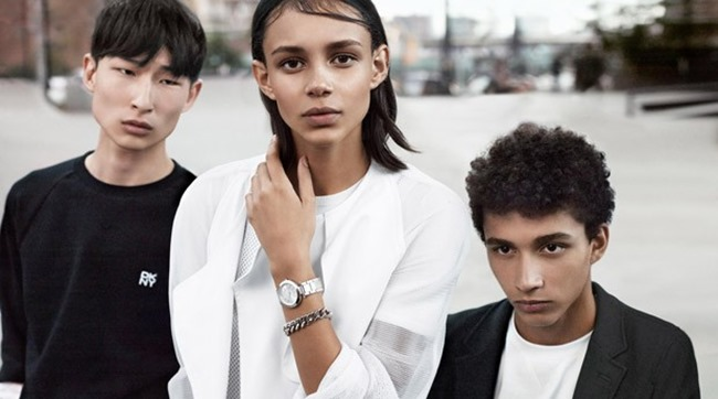 CAMPAIGN DKNY Spring 2015 by Gregory Harris. Jay Massacret, www.imageamplified.com, Image Amplified (14)