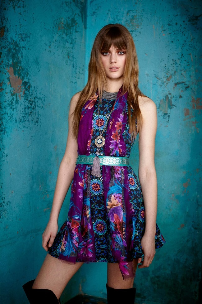 COLLECTION Esther for Matthew Williamson Pre-Fall 2015 by Matthew Williamson. www.imageamplified.com, Image Amplified (2)
