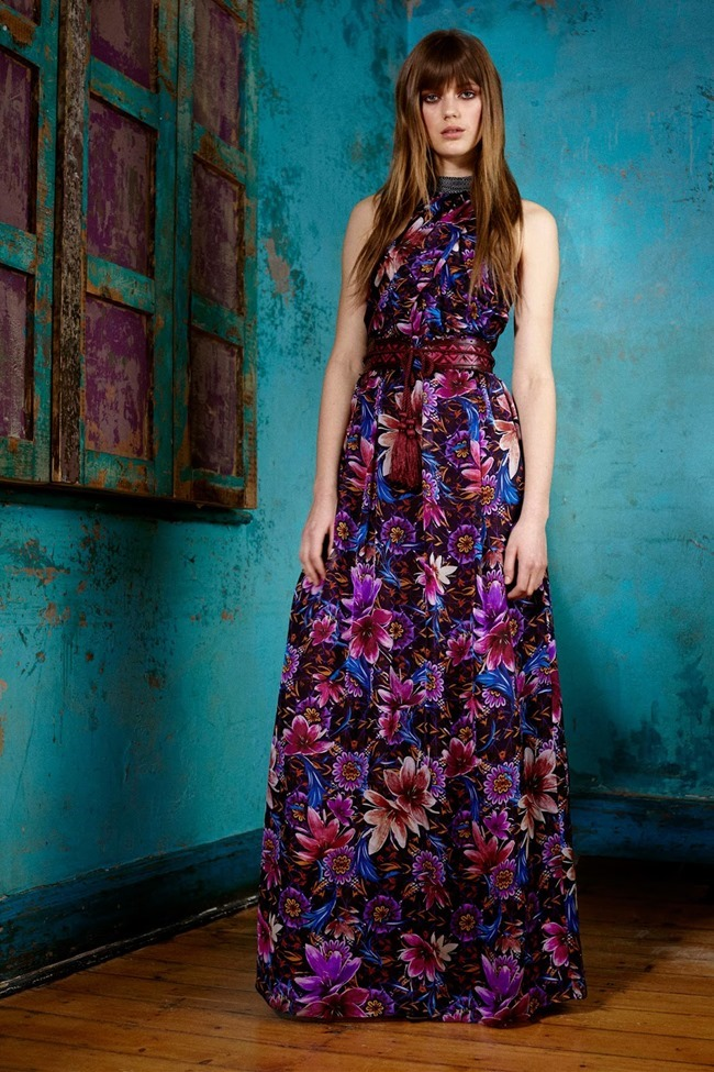 COLLECTION Esther for Matthew Williamson Pre-Fall 2015 by Matthew Williamson. www.imageamplified.com, Image Amplified (8)