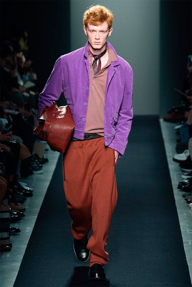 MILAN FASHION WEEK Bottega Veneta Fall 2015. www.imageamplified.com, Image Amplified (2)