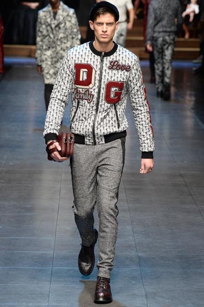 MILAN FASHION WEEK Dolce & Gabbana Fall 2015. www.imageamplified.com, Image Amplified (37)