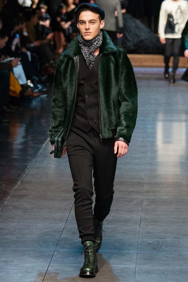 MILAN FASHION WEEK Dolce & Gabbana Fall 2015. www.imageamplified.com, Image Amplified (59)