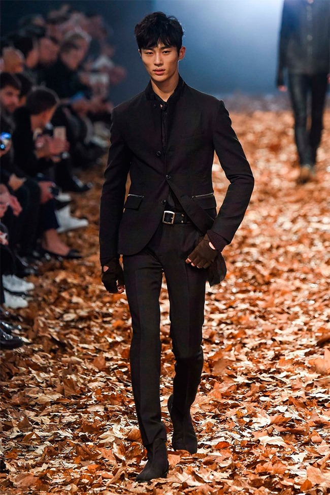 MILAN FASHION WEEK John Varvatos Fall 2015. www.imageamplified.com, Image Amplified (14)