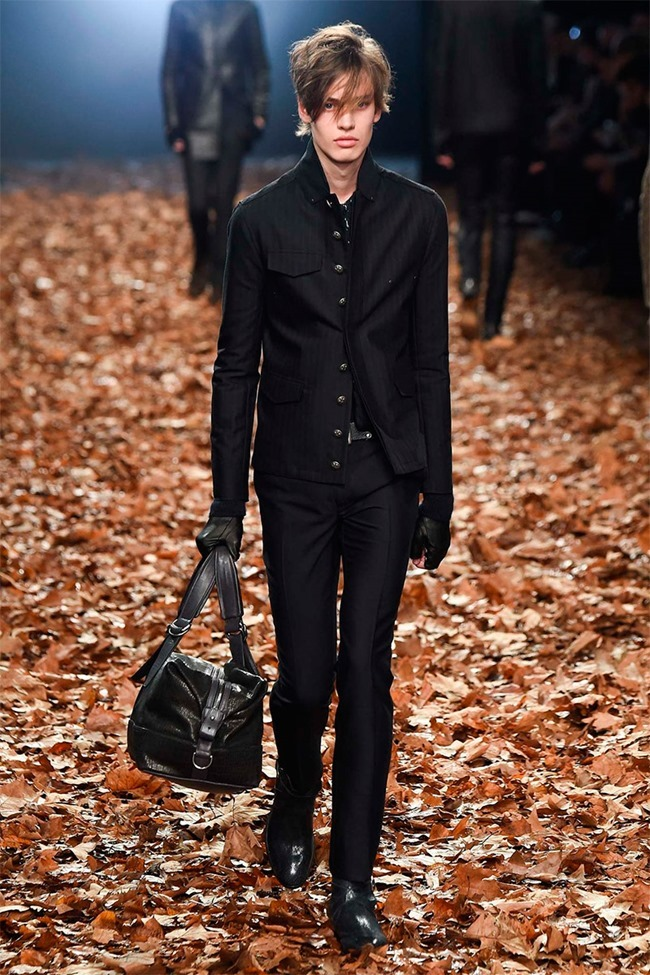 MILAN FASHION WEEK John Varvatos Fall 2015. www.imageamplified.com, Image Amplified (18)
