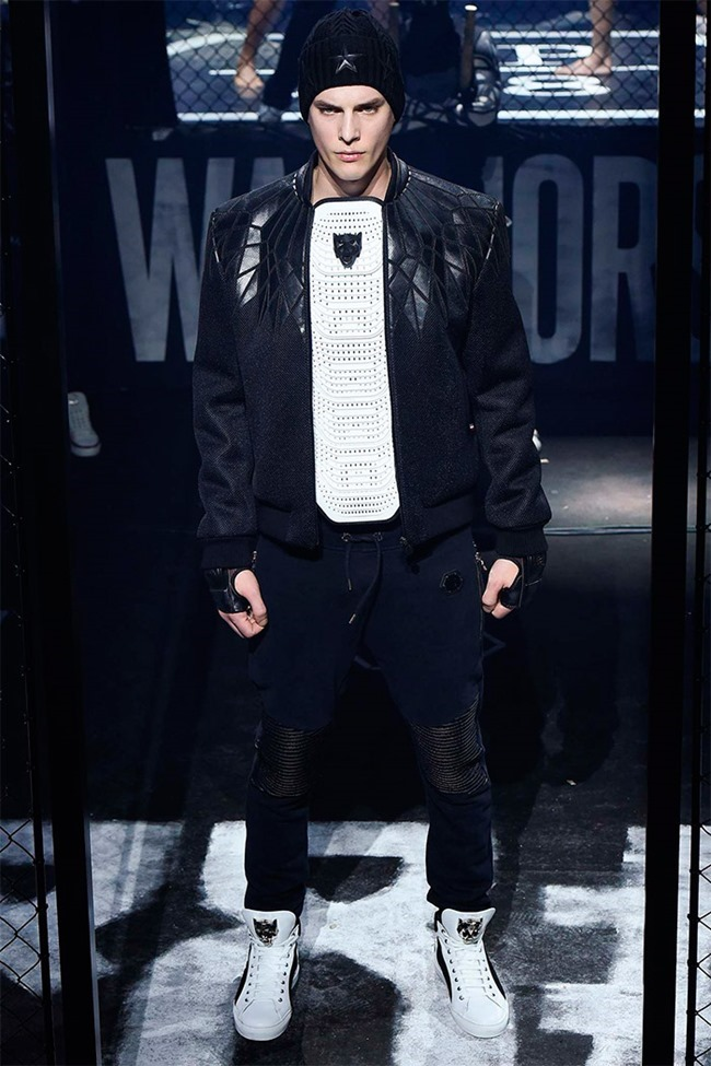MILAN FASHION WEEK Philipp Plein Fall 2015. www.imageamplified.com, Image Amplified (21)