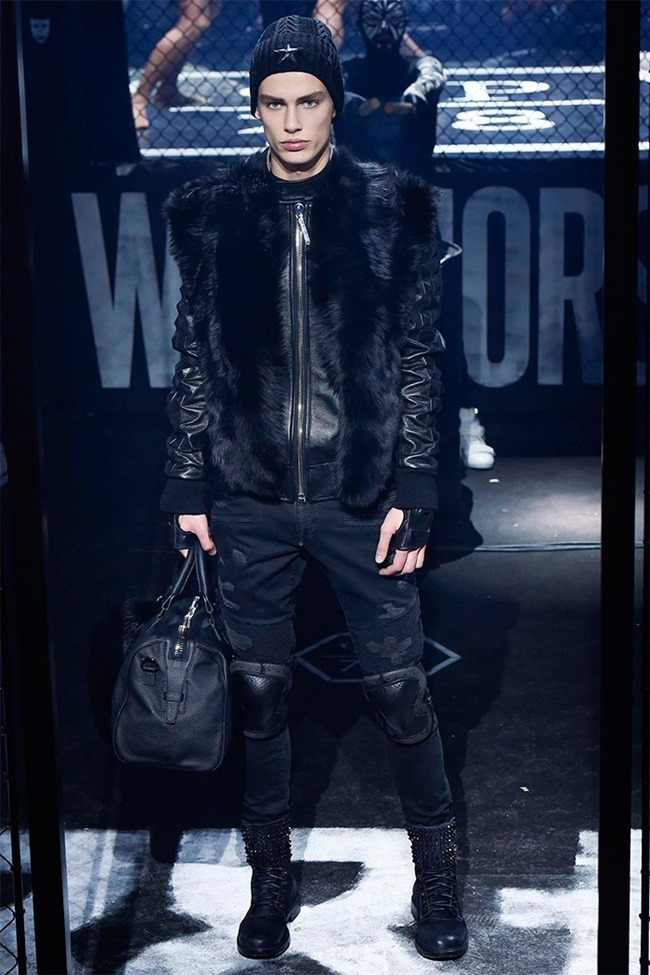 MILAN FASHION WEEK Philipp Plein Fall 2015. www.imageamplified.com, Image Amplified (22)