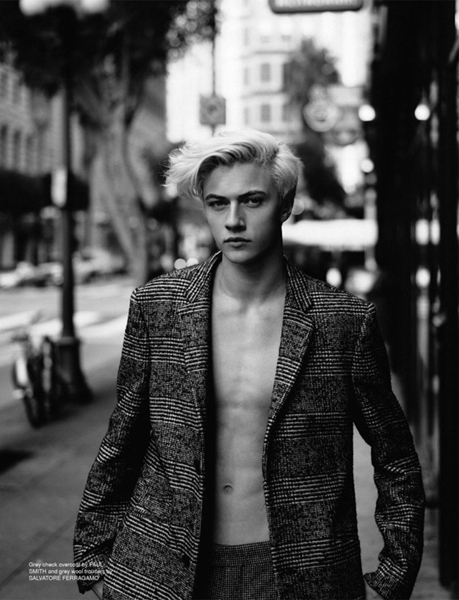 ROLLACOASTER MAGAZINE Lucky Blue Smith by Chad   Paul. Claudia De Meis, Spring 2015, www.imageamplified.com, Image Amplified (2)
