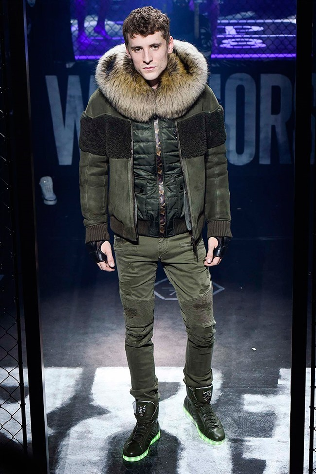 MILAN FASHION WEEK Philipp Plein Fall 2015. www.imageamplified.com, Image Amplified (39)