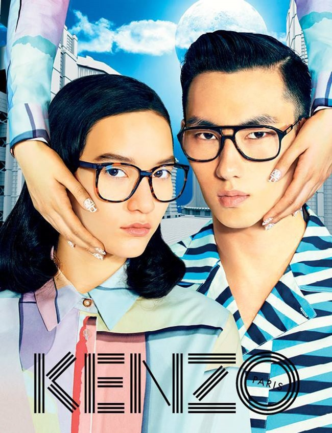 CAMPAIGN Kenzo Spring 2015 by Pierpaolo Ferrari, www.imageamplified.com, image Amplified (5)