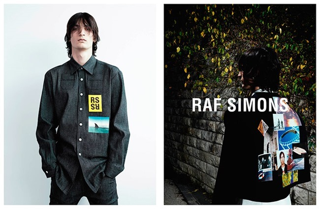 CAMPAIGN Luca Lemaire for Raf Simons Spring 2015 by Willy Vanderperre. Olivier Rizzo, www.imageamplified.com, image Amplified (1)