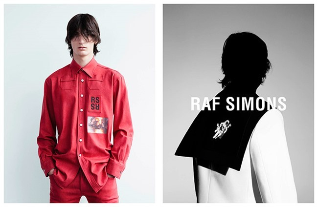 CAMPAIGN Luca Lemaire for Raf Simons Spring 2015 by Willy Vanderperre. Olivier Rizzo, www.imageamplified.com, image Amplified (2)
