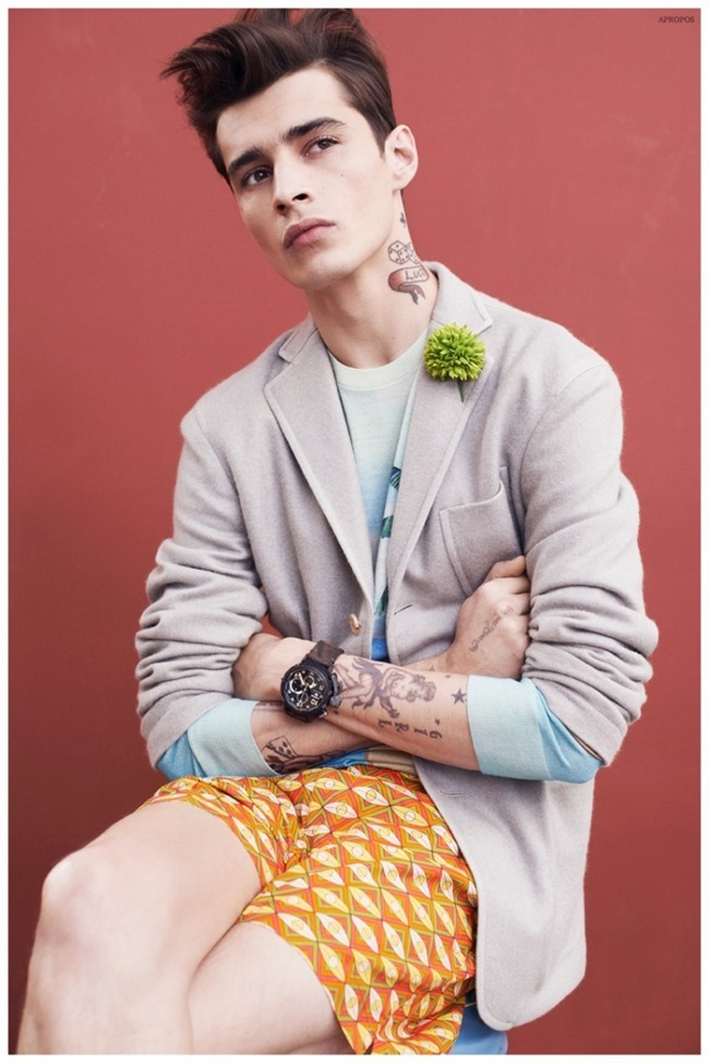 FASHION PHOTOGRAPHY Adrien Sahores for APROPOS' The Journal, Summer 2015. www.imageamplified.com, Image Amplified (5)