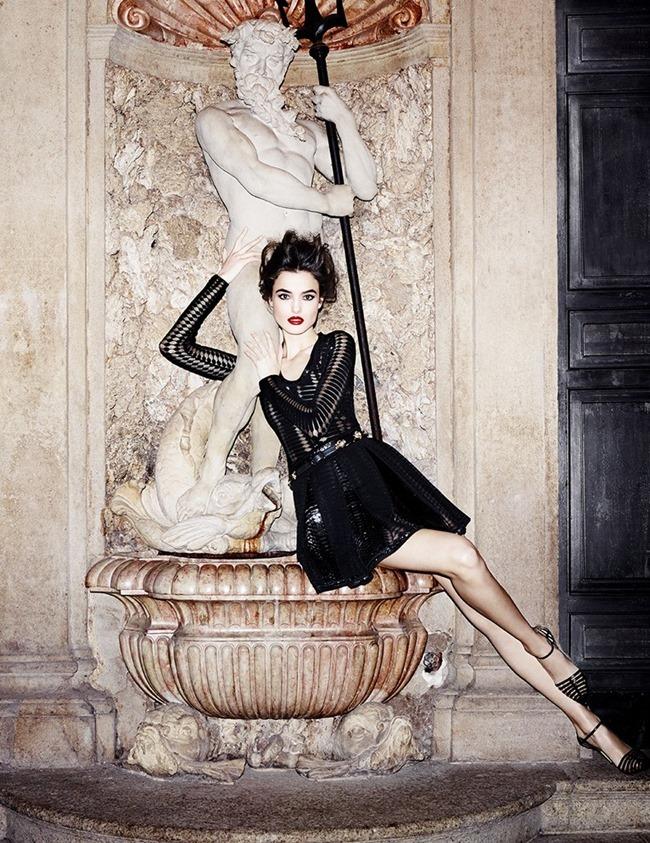 VOGUE SPAIN Blanca Padilla by Matt Irwin. Marina Gallo, February 2015, www.imageamplified.com, Image Amplified (1)