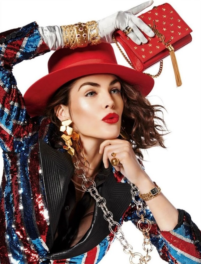 VOGUE PARIS Hilary Rhoda by Giampaolo Sgura. Claire Dhelens, February 2015, www.imageamplified.com, Image Amplified (6)