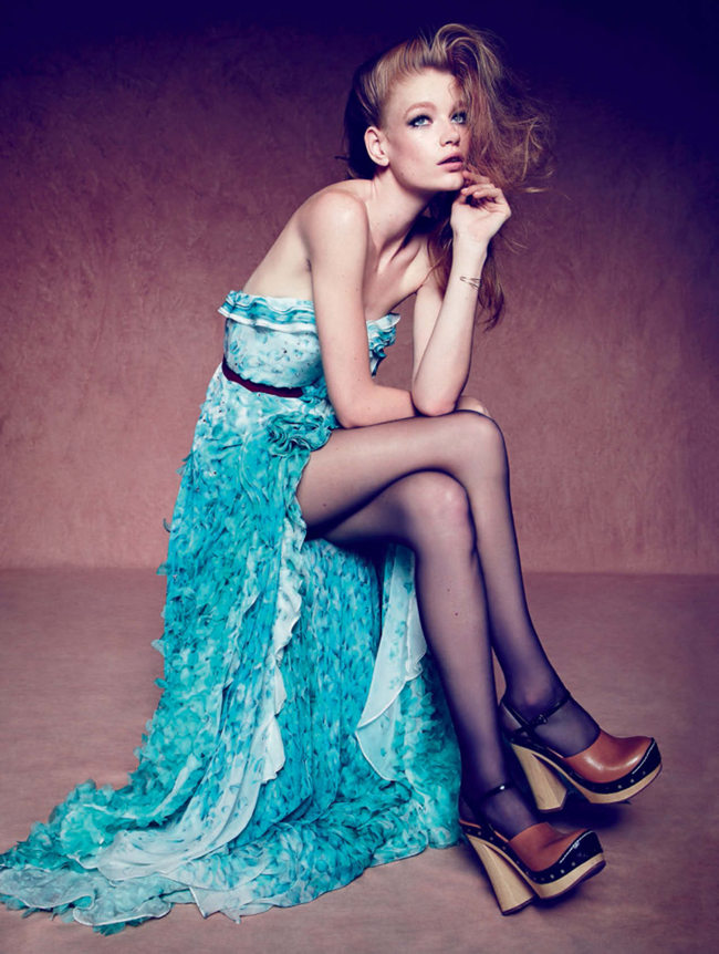 MARIE CLAIRE ITALIA Hollie-May Saker by Marcin Tyszka. Ivana Spernicelli, February 2015, www.imageamplified.com, Image Amplified (11)