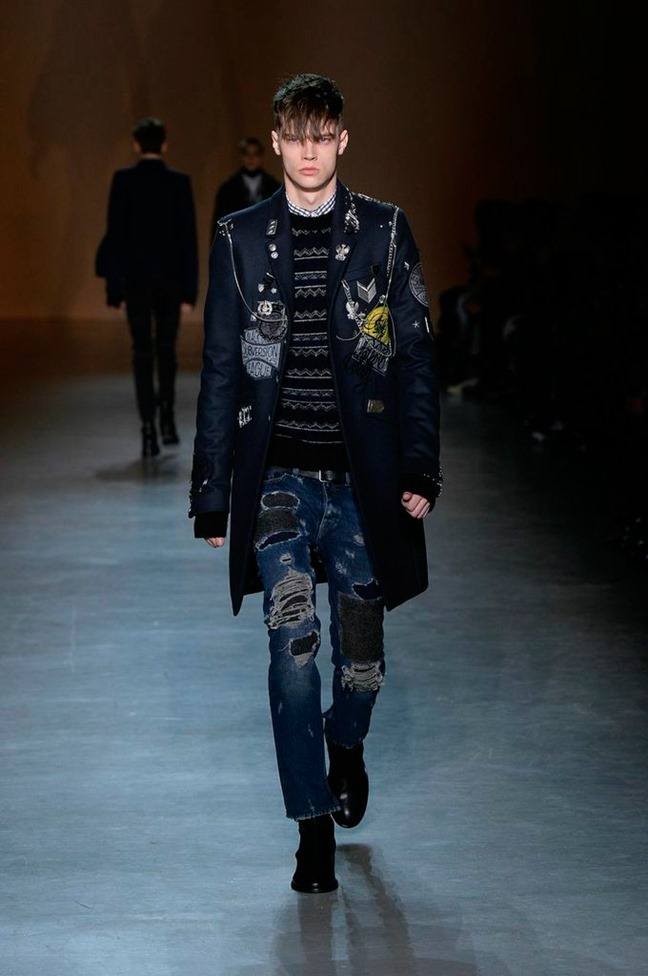 MILAN FASHION WEEK Diesel Black Gold Fall 2015. www.imageamplified.com, Image Amplified (4)