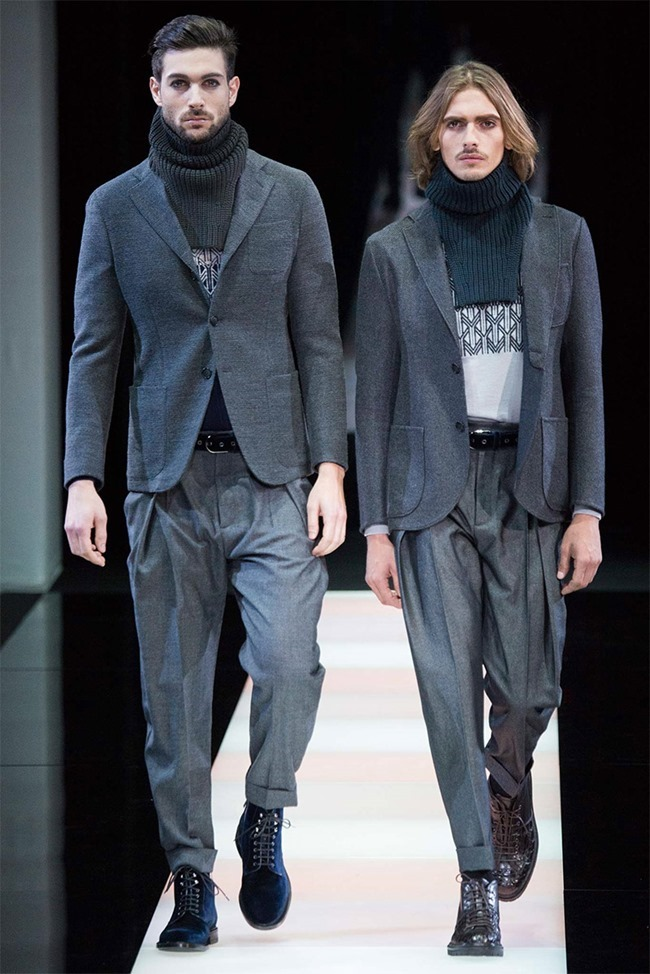 MILAN FASHION WEEK Giorgio Armani Fall 2015. www.imageamplified.com, Image Amplified (10)