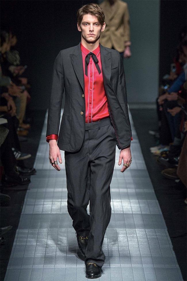 MILAN FASHION WEEK Gucci Fall 2015. www.imageamplified.com, Image Amplified (15)