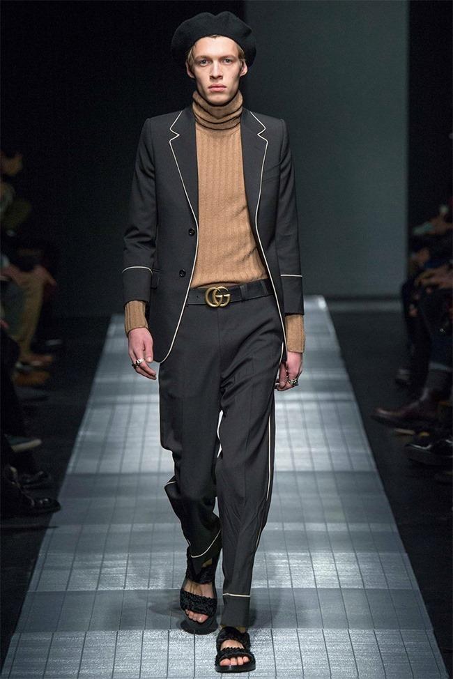 MILAN FASHION WEEK Gucci Fall 2015. www.imageamplified.com, Image Amplified (29)