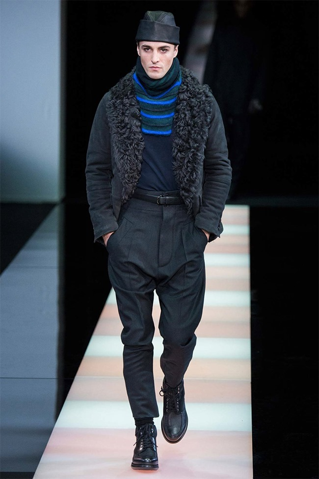 MILAN FASHION WEEK Giorgio Armani Fall 2015. www.imageamplified.com, Image Amplified (38)