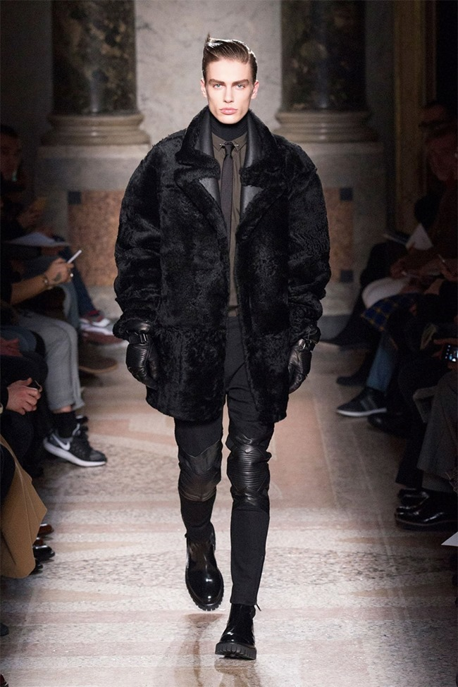 MILAN FASHION WEEK Les Hommes Fall 2015. www.imageamplified.com, Image Amplified (7)