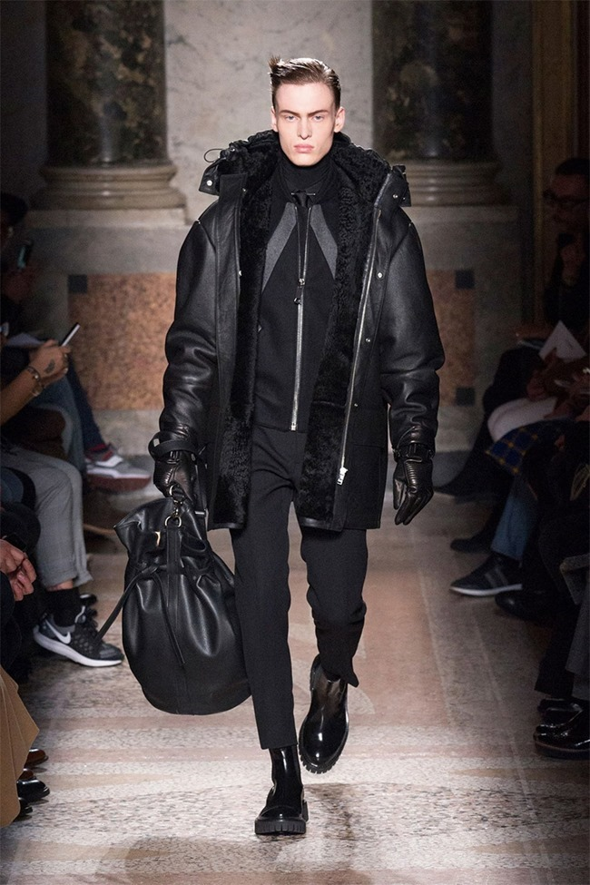 MILAN FASHION WEEK Les Hommes Fall 2015. www.imageamplified.com, Image Amplified (8)
