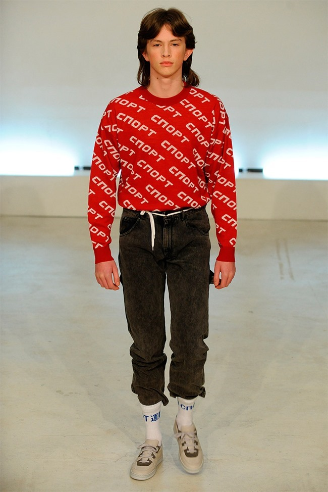 PARIS FASHION WEEK Gosha Rubchinskiy Fall 2015. www.imageamplified.com, Image Amplified (2)