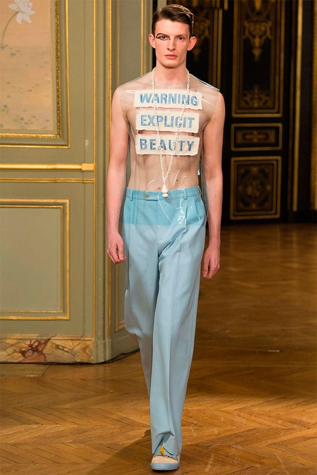 PARIS FASHION WEEK Walter Van Beirendonck Fall 2015. www.imageamplified.com, Image Amplified (41)
