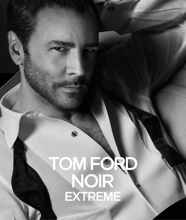 CAMPAIGN Tom Ford for Noir Extreme Fragrance by Inez & Vinoodh. www.imageamplified.com, Image Amplified