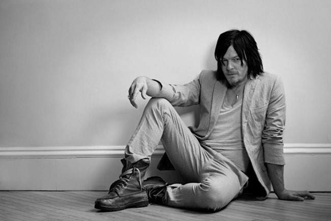 L'UOMO VOGUE Norman Reedus by Eric Guillemain. Spring 2015, www.imageamplified.com, Image Amplified (5)