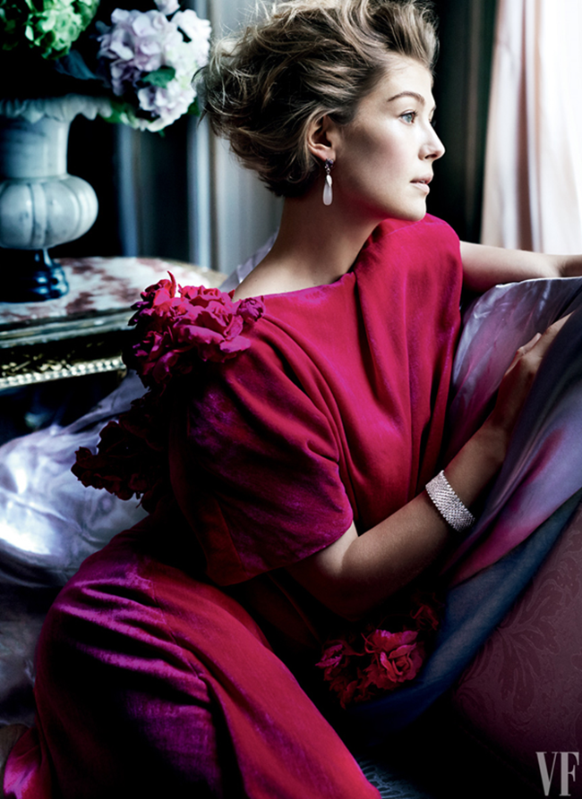 VANITY FAIR MAGAZINE Rosamund Pike by Mario Testino. Jessica Diehl, February 2015, www.imageamplified.com, Image Amplified (3)