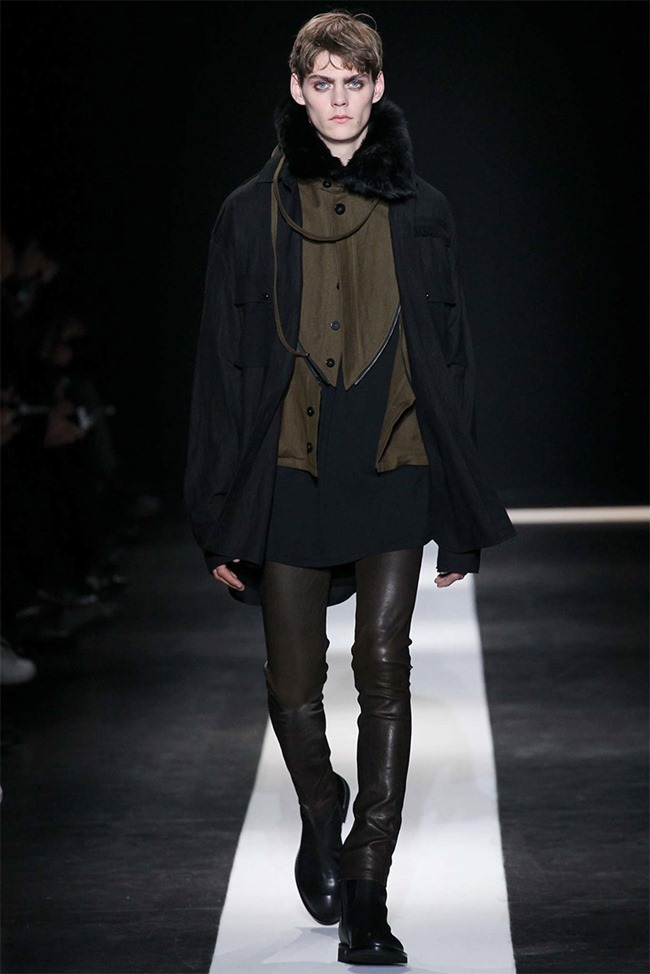 PARIS FASHION WEEK Ann Demeulemeester Fall 2015. www.imageamplified.com, Image amplified (6)