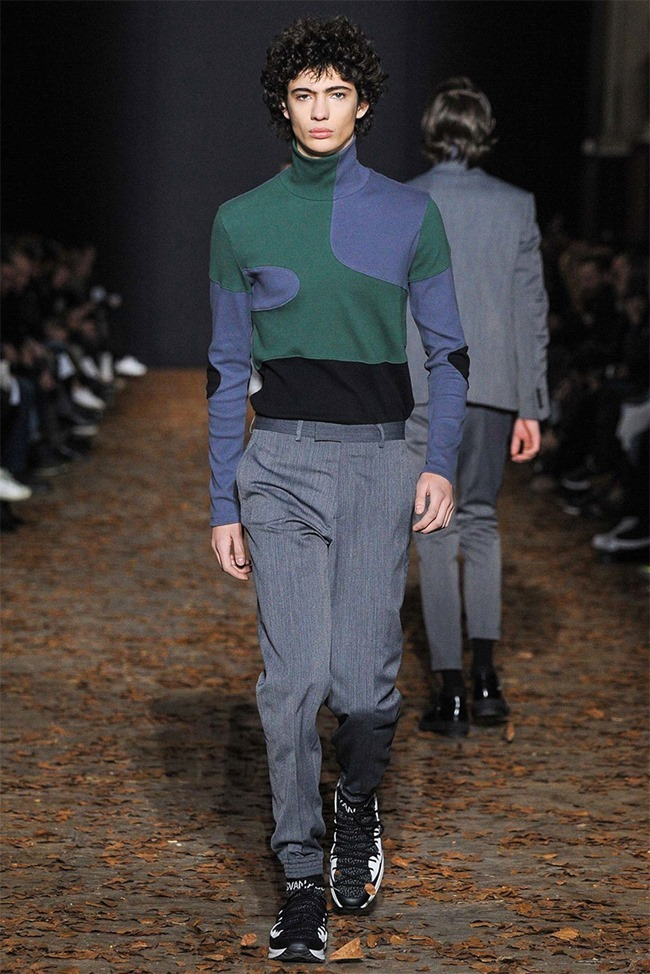 PARIS FASHION WEEK Kris Van Assche Fall 2015. www.imageamplified.com, Image amplified (2)