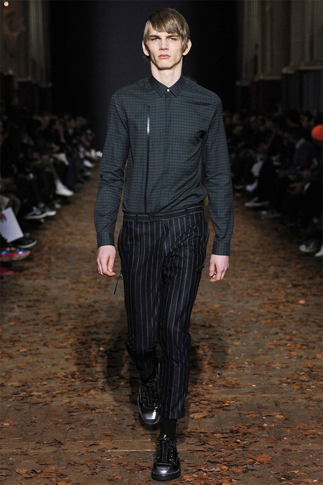 PARIS FASHION WEEK Kris Van Assche Fall 2015. www.imageamplified.com, Image amplified (14)
