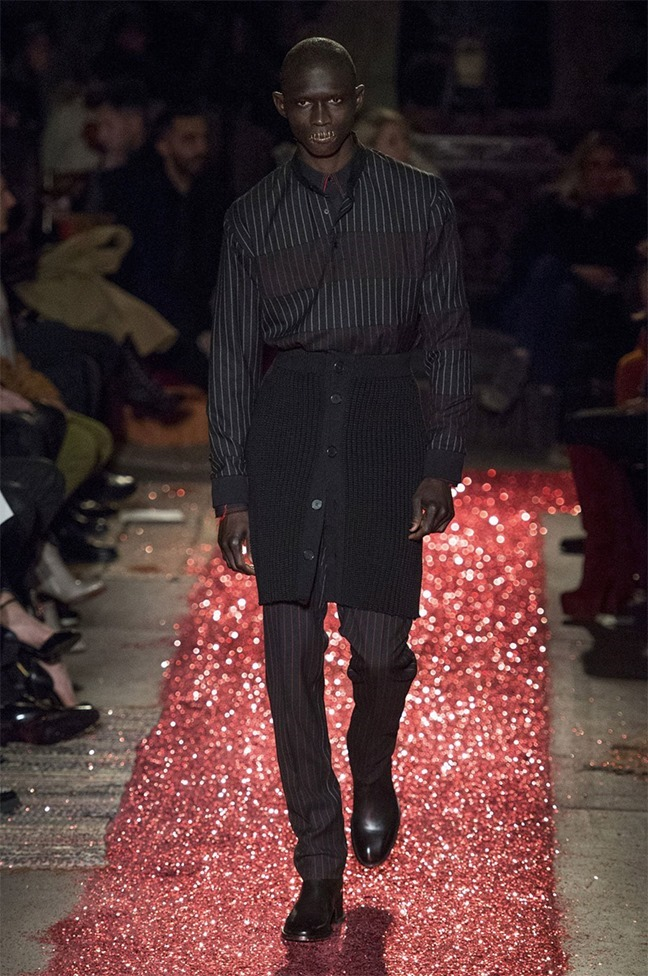 PARIS FASHION WEEK Givenchy Fall 2015. www.imageamplified.com, Image amplified (7)
