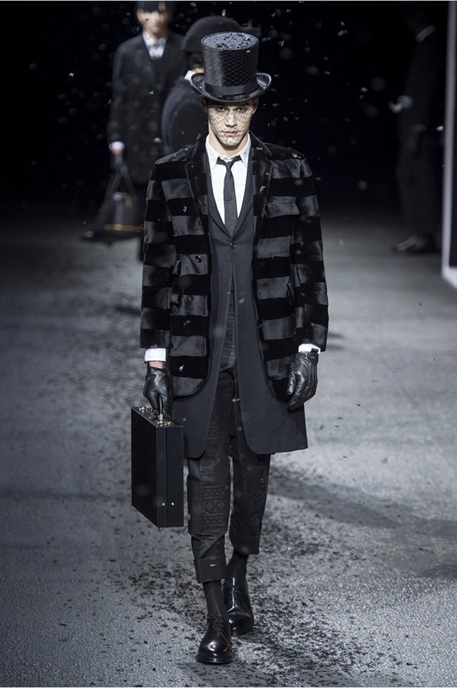 PARIS FASHION WEEK Thom Browne Fall 2015. www.imageamplified.com, Image Amplified (4)