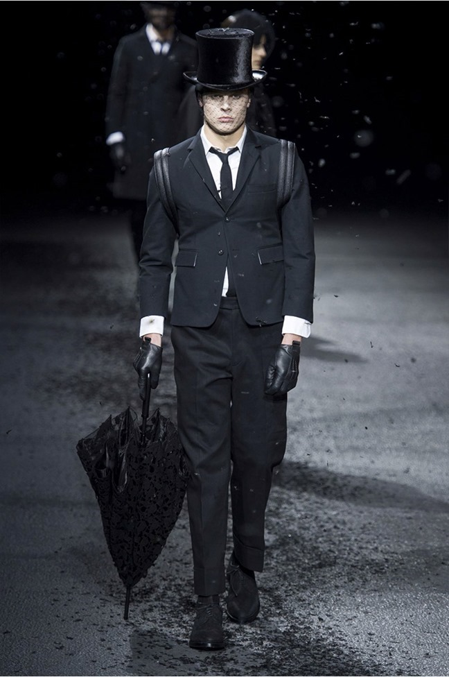 PARIS FASHION WEEK Thom Browne Fall 2015. www.imageamplified.com, Image Amplified (11)