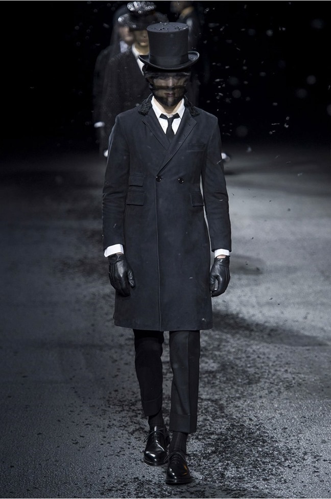 PARIS FASHION WEEK Thom Browne Fall 2015. www.imageamplified.com, Image Amplified (13)