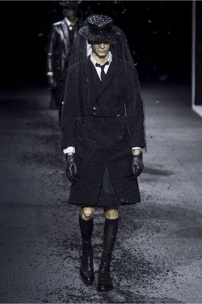 PARIS FASHION WEEK Thom Browne Fall 2015. www.imageamplified.com, Image Amplified (14)