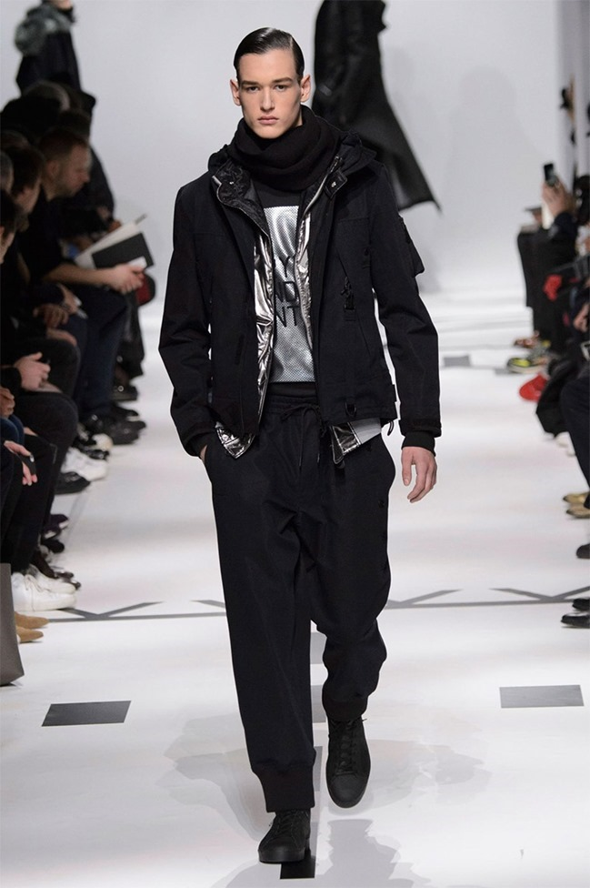 PARIS FASHION WEEK Y-3 Fall 2015. www.imageamplified.com, Image Amplified (4)