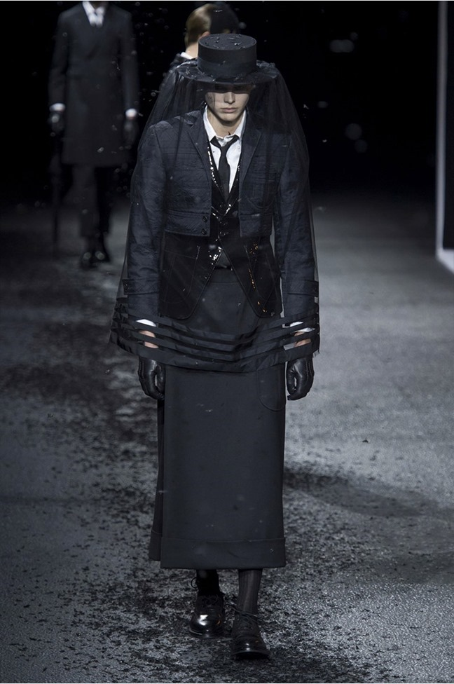 PARIS FASHION WEEK Thom Browne Fall 2015. www.imageamplified.com, Image Amplified (20)
