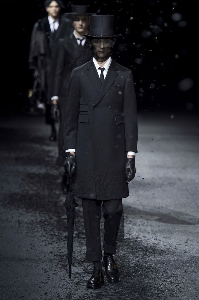 PARIS FASHION WEEK Thom Browne Fall 2015. www.imageamplified.com, Image Amplified (21)